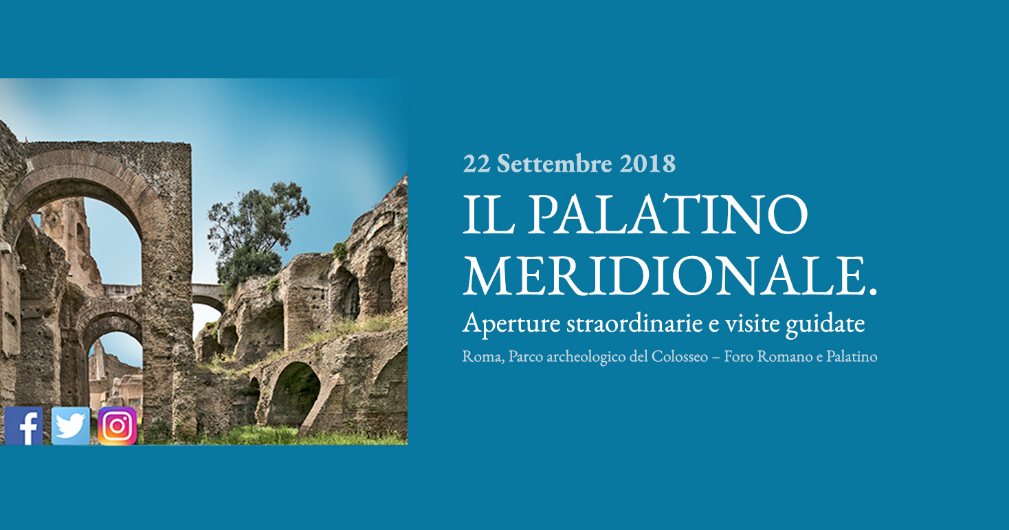 The southern Palatine. Special openings and guided tours