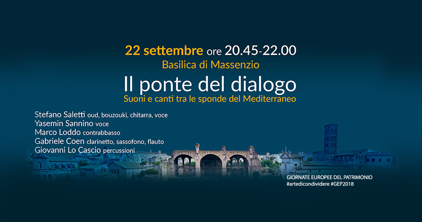 The Bridge of Dialogue. Sounds and songs between the shores of the Mediterranean