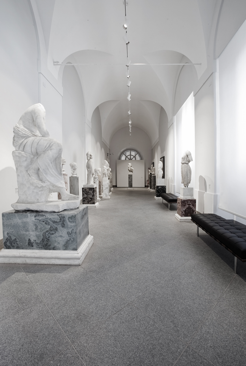 Museo Palatino - Palazzo Imperiale - Sculture