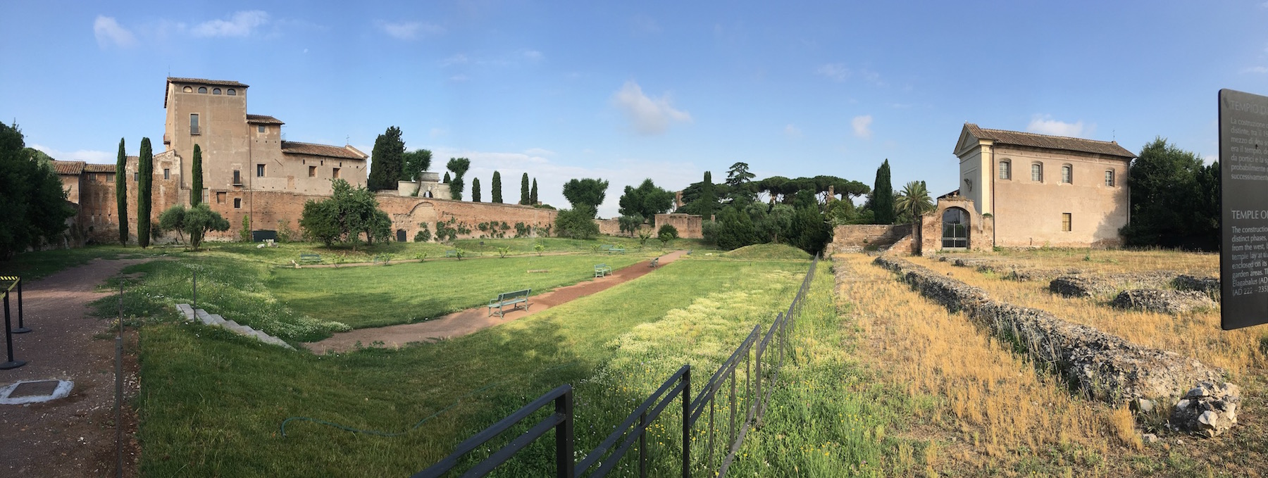 "Work to begin on 'Anello', Francesco Arena's site-specific installation on the Palatine. Russo: ""An important milestone inaugurating the entry of contemporary art into the Parco"""
