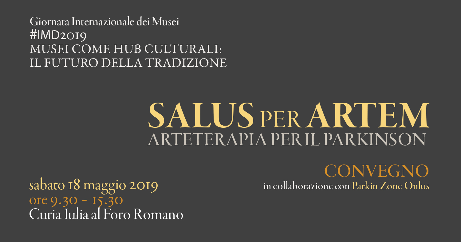 International Museum Day – SALUS PER ARTEM – Art therapy for parkinson