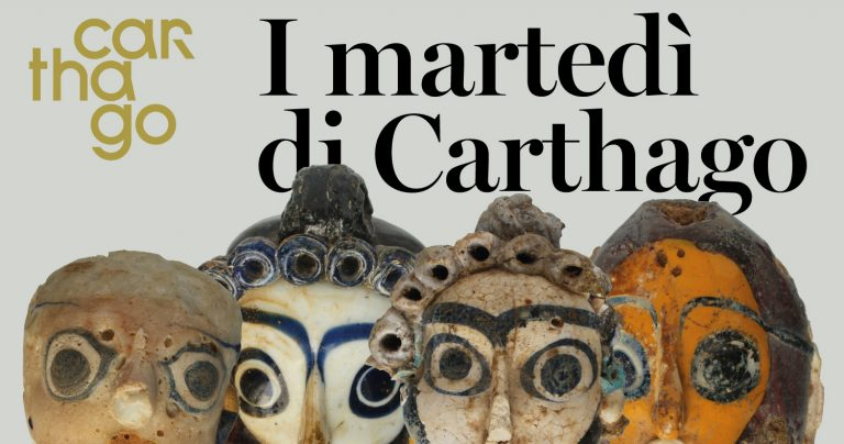 "Carthago Tuesdays. The new conference series to accompany ""Carthago. The immortal myth"" starts 1 October in the Curia Iulia"