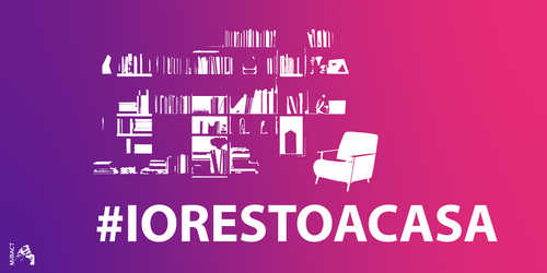 """#iorestoacasa — The Parco archeologico del Colosseo and the MiBACT take up the appeal made by the """"I'm staying home"""" campaign"""