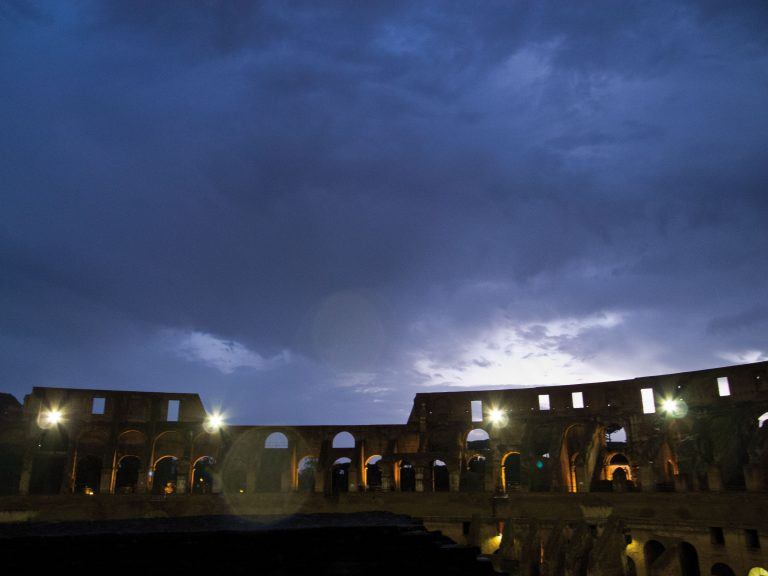 Colosseo notte ticket
