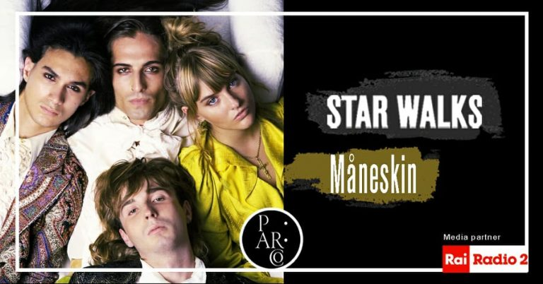 Twenty years at the Palatine with Måneskin — Star Walks is back at the PArCo!