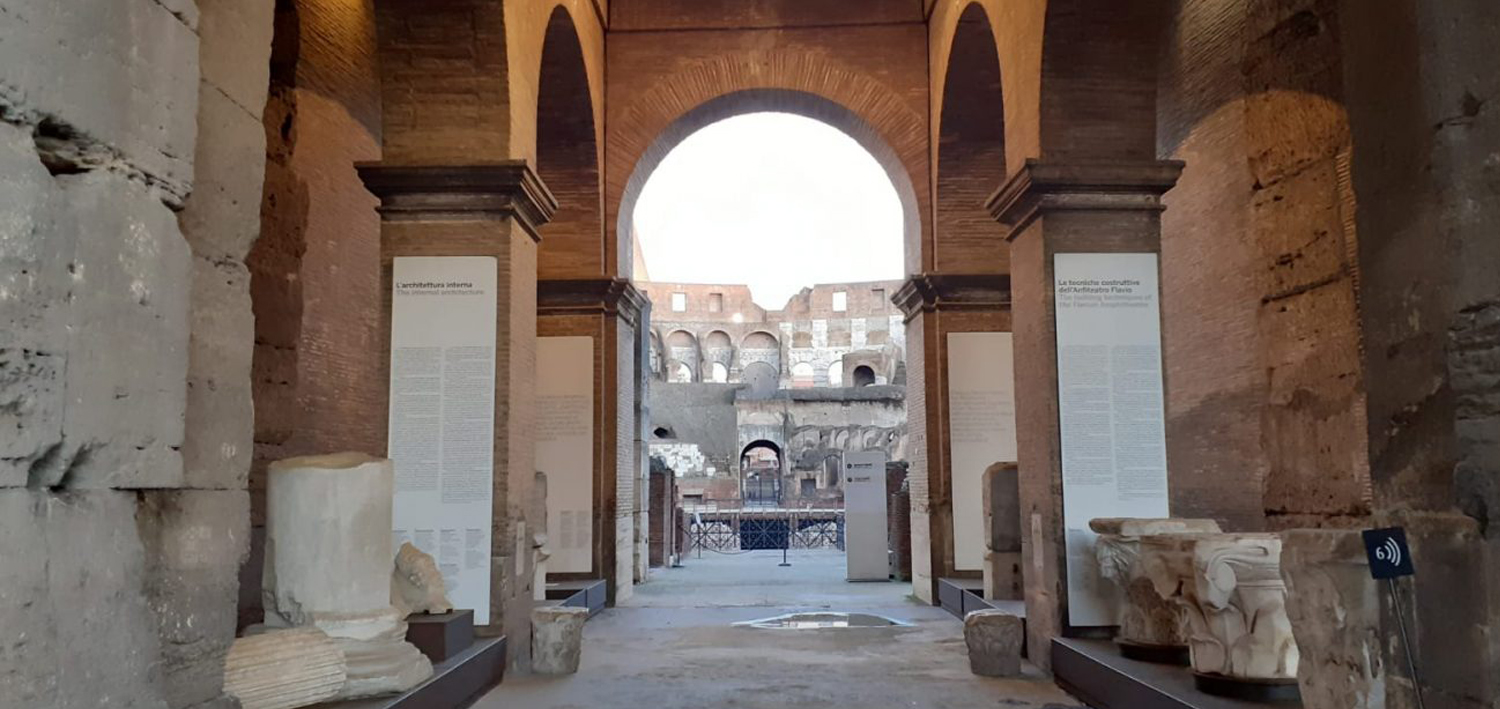 Stories from the Colosseum. Epigraphy lessons: the earthquakes of the 5th century and the end of the games