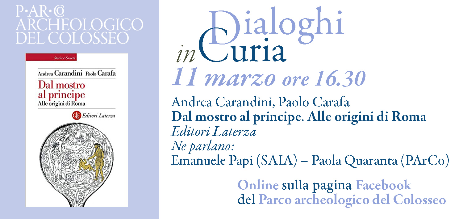 """""""Conversations in the Curia"""": introducing a new cycle of book presentations"""